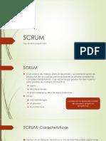 SCRUM 2 Definición