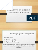 Mac2- Current Asset Management