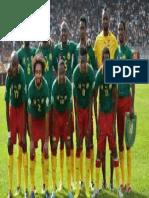 Camerun Futbol