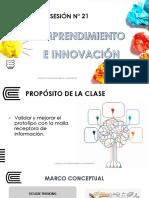 Sesión 21 - Design Thinking 5