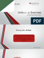 Units1 2 Exercises