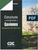 Diseño de Gaviones Chile
