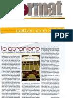 Lo Straniero_Indulto Di Eastwood EDO IHAZA_Mensile Formart Settembre 2006001 - Copia
