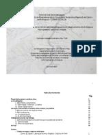 Registro y Caracterización de La Red de Caminos Antiguos en El Departamento de Antioquia