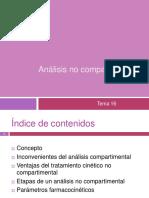 Tema 16. Analisis No Compartimental OCW