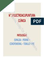 Electroacupuntura Clínica 3
