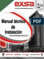 Manual Tecnico de Instalacion 2018