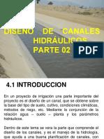 09 Diseño Canales Hidráulicos Partre02