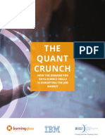 The Quant Crunch