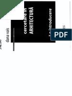 Vais Dana - Cercetare in architectura (supoort de curs an5).pdf