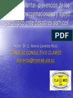 Ponencia Dr Alexis Lorenzo Taller Clamed Granma Junio 07