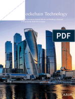 Arup Blockchain Technology Report