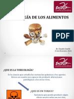 Toxicologia de Los Alimentos Claudio Casella