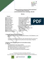 PDSI Minutes 22 02 18 Draft