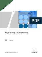 Layer 2 Loop Troubleshooting