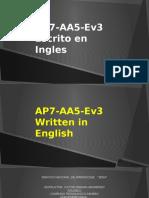 AP7-AA5-Ev3 Escrito en Ingles
