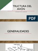 Estructura Del Avión