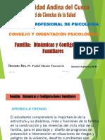 Familia Tipos y Dinámicas