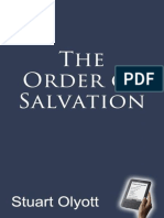 The Order of Salvation - Stuart Olyott