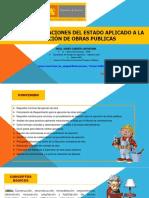 Gestion de Las Contrataciones Del Estado Aplicado a La Ejecución de Obras Publicas - 20arb2018 (1)