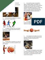 13 Reglas Del Baloncesto