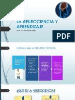 La Neurociencia y Aprendizaje