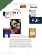 Capacitor Musings Article by Jon L DIY Audio Kits Reviews2