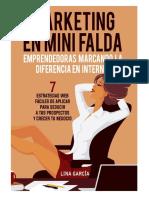 Marketing en Mini Falda