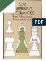 202 Surprising Checkmates