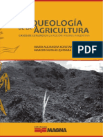 Arqueologia de La Agricultura Korstanje y Quesada