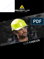 Delta Pluss Cascos