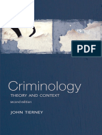 Criminology Theory & Context.