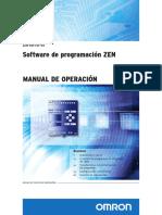 Manual software ZEN