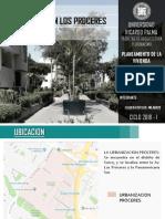 Urbanizacion Los Proceres - Elguera