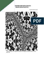 DECISIONES METODOLOìGICAS RIGOR INVESTIGATIVO (MENESES) (1).pdf