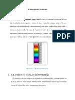 Radiación-infrarroja