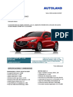 Mazda 2 Sport Mt 1.5 Gs Entry