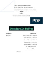 Grupo 4%2c Dictadura de Bolivar (1)