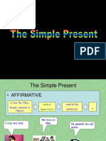 1 - The Simple Present