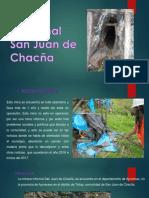 Minera Artesanal San Juan de Chacña