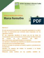 Módulo Protección Integral Marco Normativo