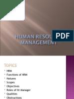 Human Resource Management Unit -1_new