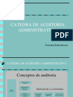 1. Presentacion Programa Auditoria Administrativa