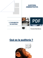 2. Fundamentos de Auditoria