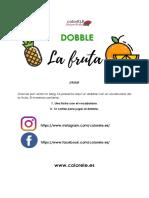 Dobble Fruta