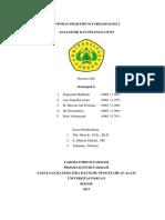 153963036 Laporan Praktikum Farmakologi Analgesik Dan Pelemas Otot