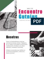 ENCUENTRO GUTNIUS CUSCO- SÁBADO 28 DE ABRIL