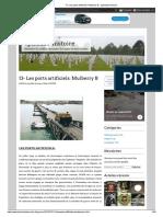 13- Les Ports Artificiels_ Mulberry B - Episodes-histoire