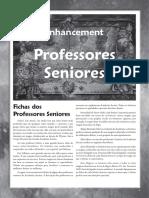 Web-Enhancement Professores Seniores