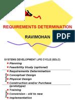 Requirement Determination